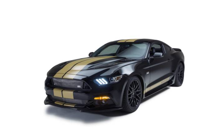 Ford Shelby GT-H is a limited edition for Hertz