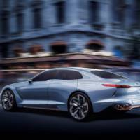 Genesis New York Concept previews an upcoming 3 Series rival