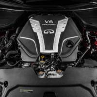 Infiniti started production of its new V6 engine