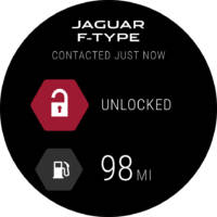 Jaguar Land Rover launch Android Wear watch app