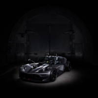 KTM X-Bow Black Edition is a piece of art