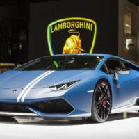 Lamborghini Huracan Avio revealed in Geneva