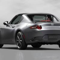 Mazda MX-5 Retractable Fastback unveiled
