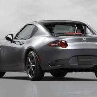 Mazda MX-5 Retractable Fastback unveiled