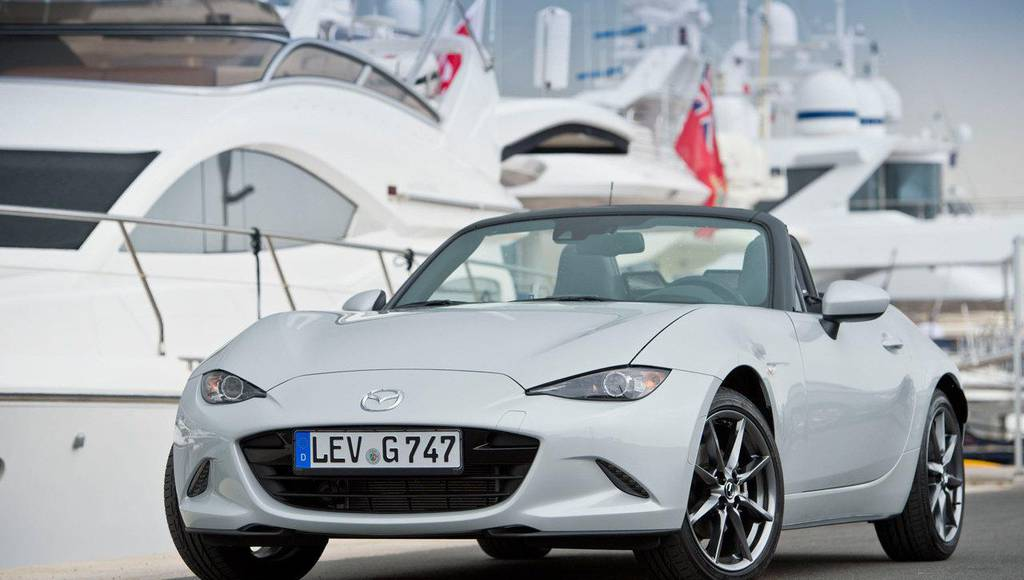 Mazda MX-5 is 2016 World Car of the Year