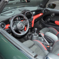 Mini John Cooper Works Convertible - Pictures and details