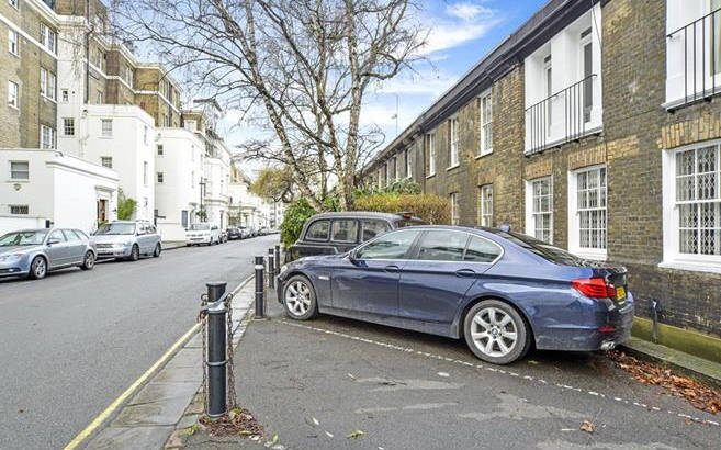 Most expensive parking lot in UK costs 350.000GBP