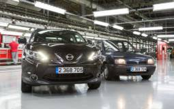 Nissan Qashqai becomes highest volume car in Europe
