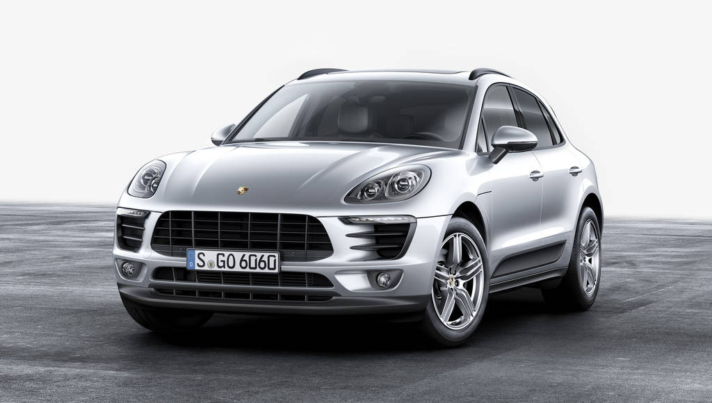 Porsche Macan entry-level uses new 252 hp engine