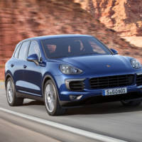 Porsche issues a recall for Cayenne