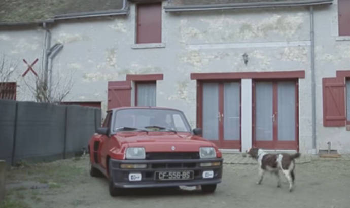 Renault R5 Turbo becames a star in latest Petrolicious spot