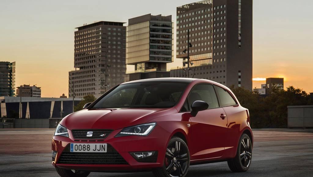 Seat Ibiza Cupra UK pricing announced