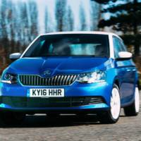 Skoda Fabia Colour Edition available in UK