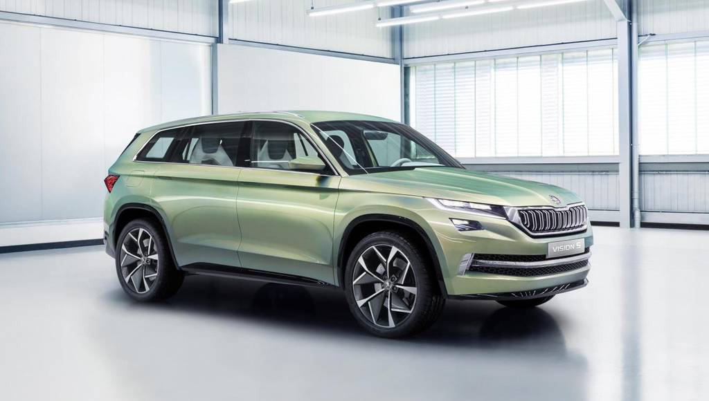 Skoda SUV to attract more senior level clients