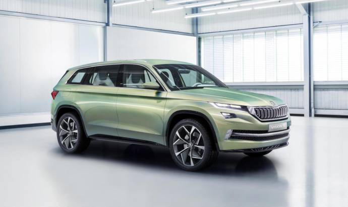 Skoda SUV to attract more senior level clients