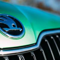Skoda announced record sales and profit in 2015