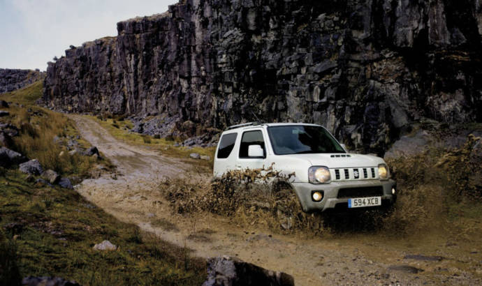 Suzuki Jimny Adventure Special Edition launched in UK