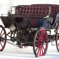 The Armstrong Phaeton is the first hybrid car. And it is for sale