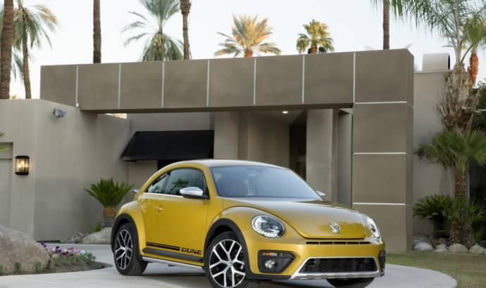 Volkswagen Beetle Dune available in the UK