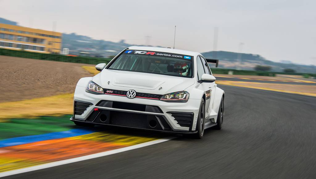 Volkswagen Golf GTI TCR assigned to eight teams