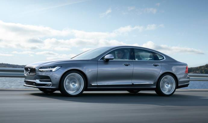 Volvo S90 and V90 UK pricing announced