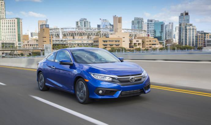 2017 Honda Civic US pricing announced
