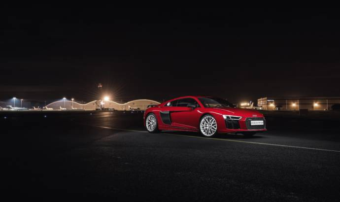 Audi R8 won the World Performance Car of the Year Award