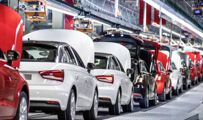Audi stops production in Brussels after terrorist attack