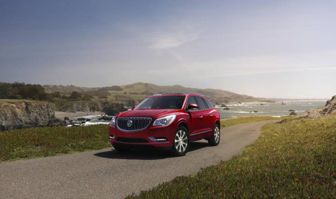 Buick Enclave Sport Touring Edition unveiled