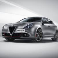 2016 Alfa Romeo Giulietta available in UK