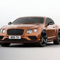 2016 Bentley Continental GT Speed revised