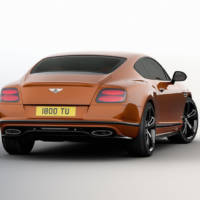 2016 Bentley Continental GT Speed revised