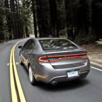 2016 Dodge Dart range announced