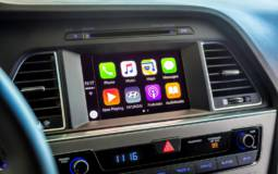 2016 Hyundai Sonata receives CarPlay support