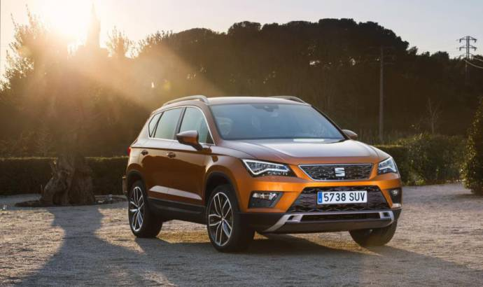 2016 Seat Ateca UK pricing announced