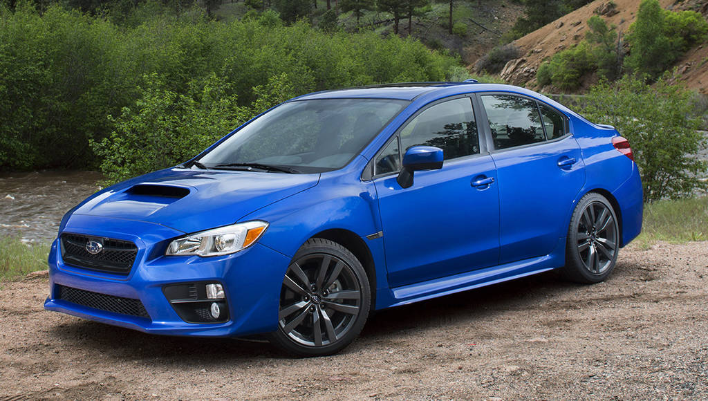 2016 Subaru WRX US pricing announced