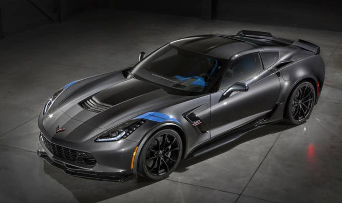 2017 Chevrolet Corvette Grand Sport US pricing announced