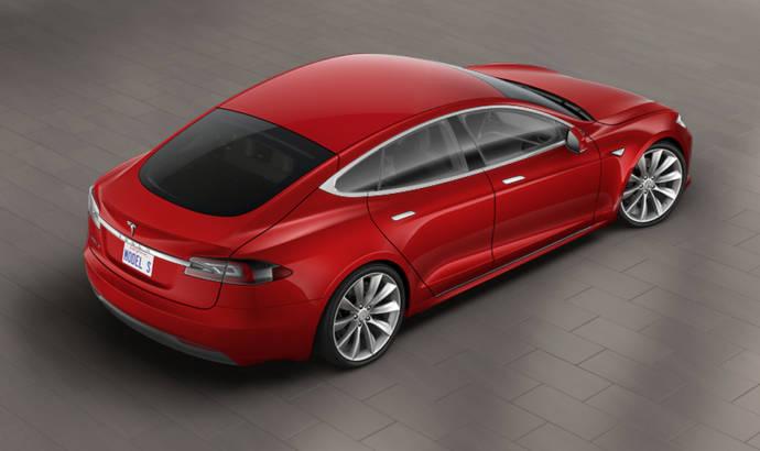 2017 Tesla Model S facelift - Official pictures and details