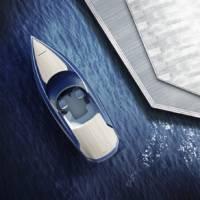 Aston Martin Powerboat AM37 presented in Milan