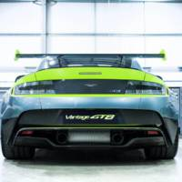 Aston Martin Vantage GT8 - Official pictures and details
