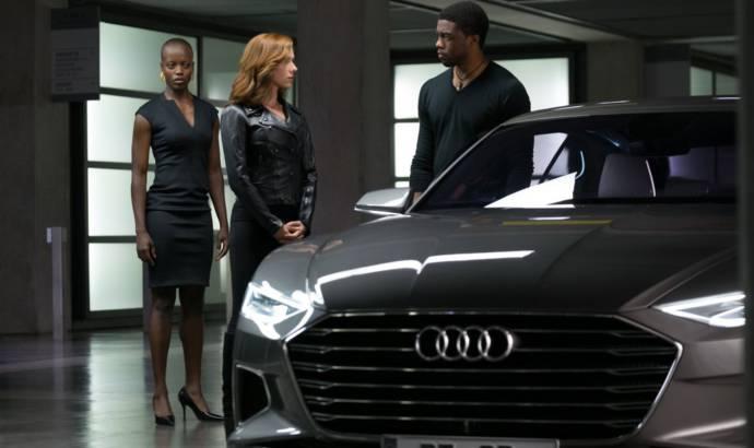 Audi SQ7 stars in Captain America: Civil War commercial