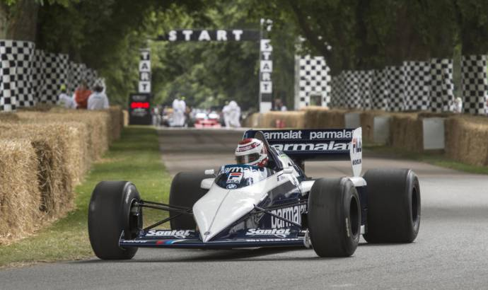 BMW celebrates its centenary during this year Goodwood Festival of Speed