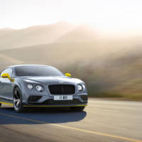 Bentley Continental GT Speed Black Edition available in UK