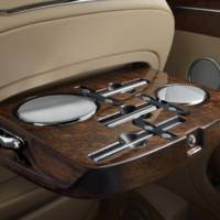 Bentley Mulsanne First Edition - Official pictures and details