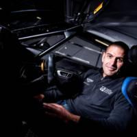 Chris Harris will race a Bentley Continental GT3