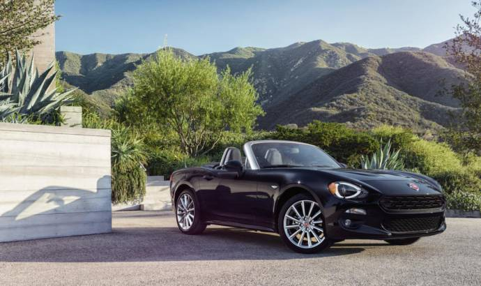 Fiat 124 Spider US pricing announced