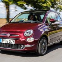 Fiat 500 reaches 250.000 units sold in UK