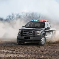 Ford F-150 is now available with Special Service Vehicle package