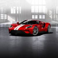 Ford opens orders for its GT supercar