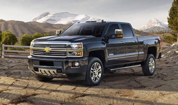GM recalls Chevrolet Silverado and GMC Sierra